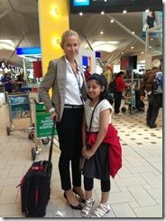 Neha with Virgin Escort