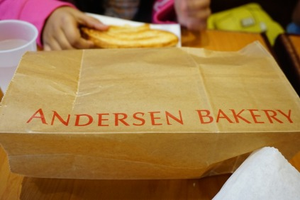 At Andersen Bakery