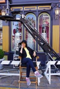 assistant director of LONDON PARIS NEW YORK ;)