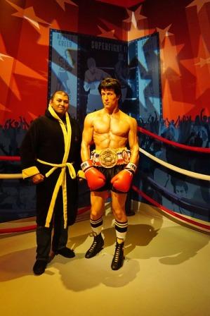 Rocky vs Dharma