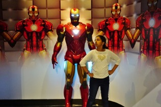 Iron Man, I am soft girl :)