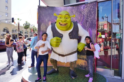 With the best Ogre - Shrek
