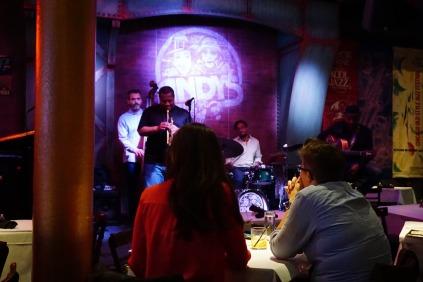 Jazz at Andy's Jazz bar