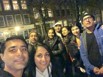 Amsterdam nite group