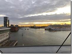 Hamburg Morning view