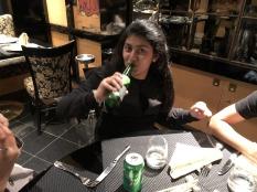 Cheers to ZERO alcohol beer
